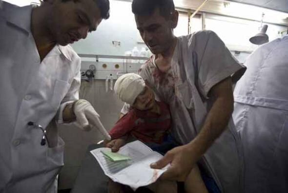 ¿Cómo se puede ayudar psicológicamente a la gente? En la Franja de Gaza...