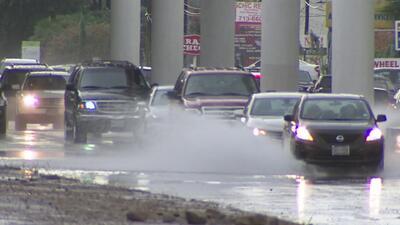 Autoridades del condado Harris alertan a la comunidad por las fuertes tormentas en el área
