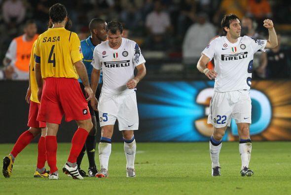 No hubo más. Inter ganó por 3-0 y enfrentará en la Final del Mundial de...