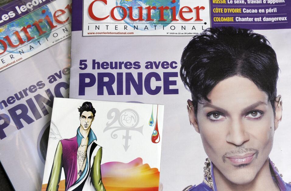 Prince, leyenda de la música, muere a los 57 años GettyImages-103113762.jpg