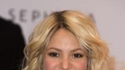 La labor filantrópica de Shakira fue reconocida en los Radio Disney Musi...