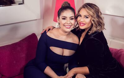 Chiquis Rivera y Evelyn Sicairos