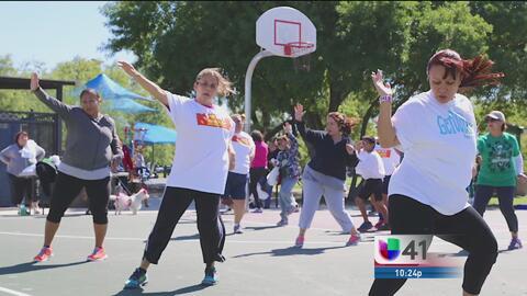 Fitness in the Park: una alternativa para ejercitarse al aire libre