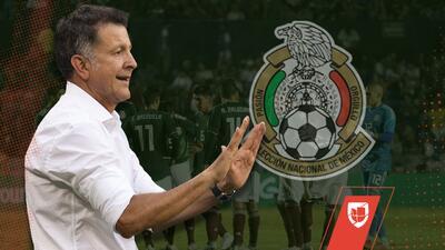 El reencuentro Juan Carlos Osorio-Tri ya tiene fecha y sede