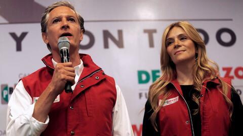 El PRI se pone delante de Morena en los resultados preliminares de las e...