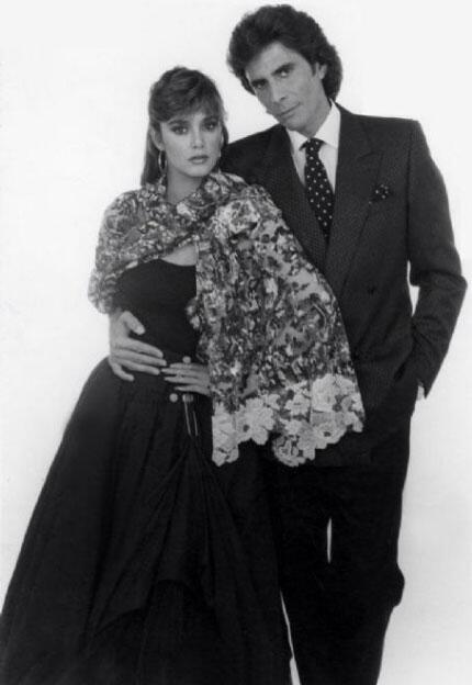Lucía Méndez y Jorge Martínez