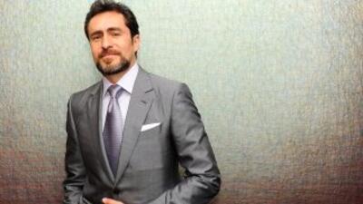 El actor mexicano Demián Bichir.