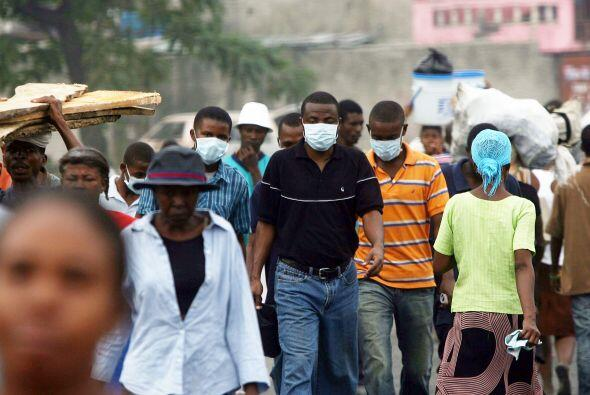 """""""Haití necesita estabilidad, un gobierno estable que se enfoque en los v..."""