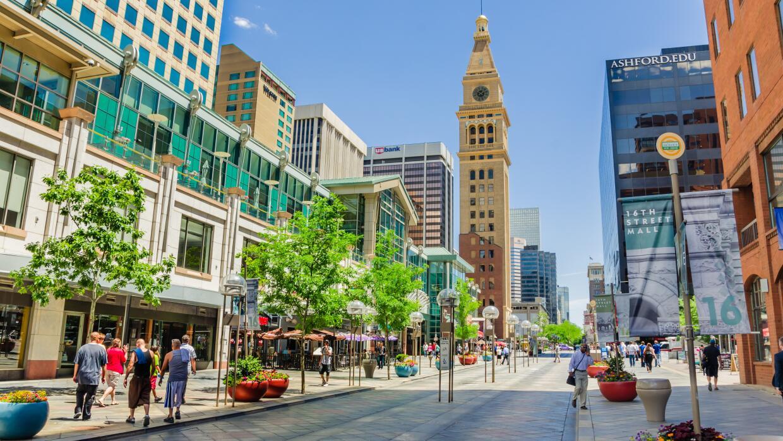 El escaso acceso al transporte público podría jugarle en contra a Denver...