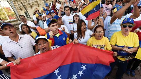 Venezolanos en el exilio cuestionan la prueba de vida de Leopoldo López...