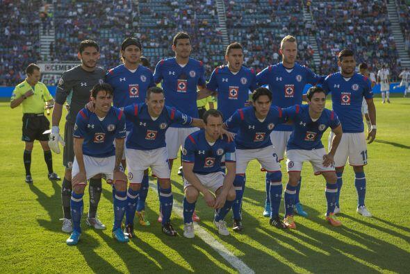 Cruz Azul ya rompió el récord de imbatibilidad en torneos cortos, pero n...