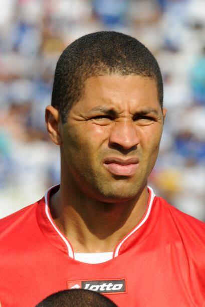 Álvaro Saborío fue uno de los referentes ofensivos de la S...