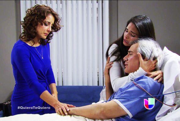 """Cuando """"Irene"""" era joven se embarazó de """"Tadeo"""" y el padre de ésta le ar..."""