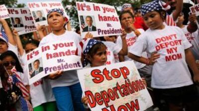 Defensores de los derechos de los inmigrantes en Estados Unidos temen qu...