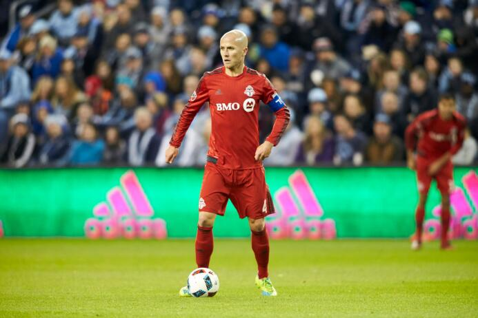 MICHAEL BARDLEY (Mediocampista, Toronto FC)
