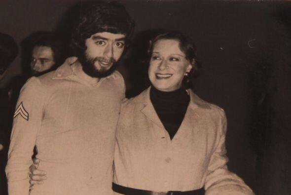 La cantante Chabuca Granda también conoció a Jaime.