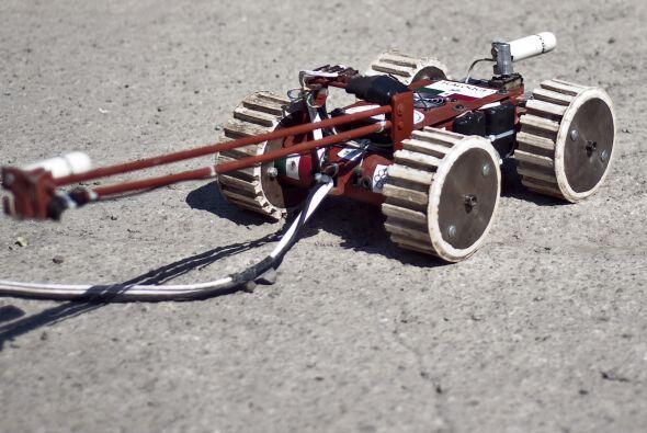 Según el arqueólogo este tipo de robótica se suma a la serie de tecnolog...