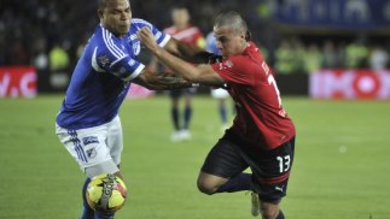 Medellín no pudo sumar tres puntos en su propio estadio, tras ceder un e...