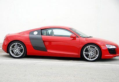 El R8 es el mejor modelo deportivo de la marca con el que Audi ha demost...