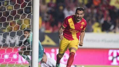 En fotos: Morelia y Toluca empataron 2-2 en juego de ida en cuartos de final de Liguilla