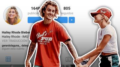 Confirmado: Justin Bieber y Hailey Baldwin ya están casados y así lo demuestran