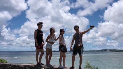 Visita a Guam: así es el paraíso en la mira de los misiles de Corea del Norte