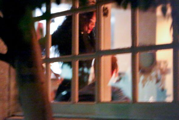 Rihanna y Chris Martin disfrutaron de una agradable velada en el restaur...