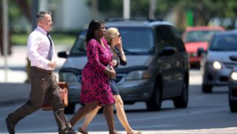 Informe indica que calles de Florida son las peores para los transeúntes...