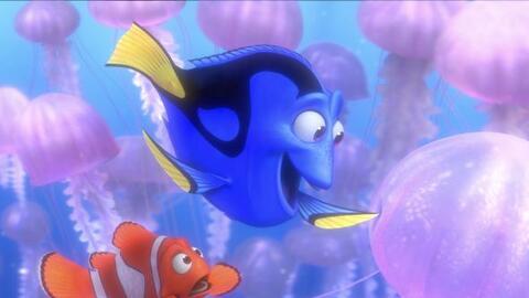 30) Finding Nemo. (2003)