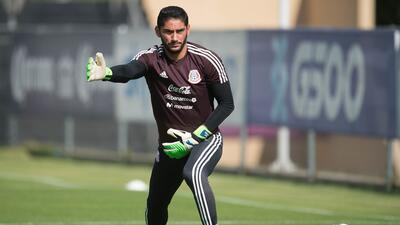 Así se viven las primeras prácticas de los preconvocados de México para el Mundial