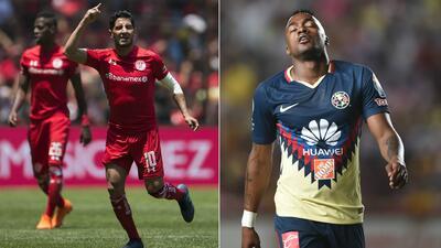Toluca y Santos en lo más alto; así marcha la tabla de posiciones en la Liga MX