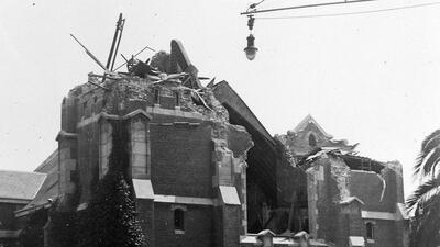 En fotos: la destrucción que dejó el terremoto más mortífero del sur de California