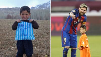 Historias de Mundiales: la ilusión infantil que en medio de la pobreza conmovió al fútbol