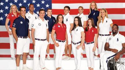Los Juegos Olímpicos son la nueva pasarela de los uniformes con estilo
