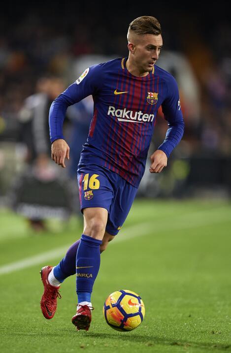 La situación de Gerard Deulofeu en el Barcelona parece inssotenib...