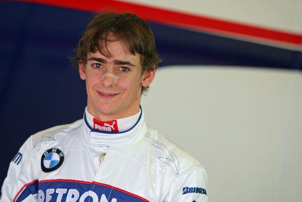'La Formula Uno es mi ambición, y estoy muy agradecido con Peter Sauber...
