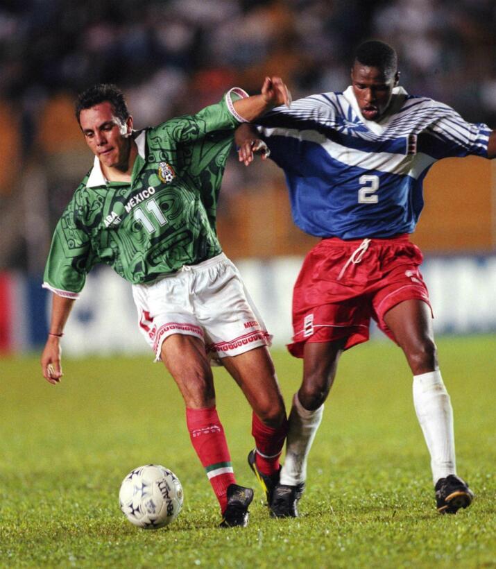 México, el invitado más competitivo en las Copa América desde 1993 CRC 1...