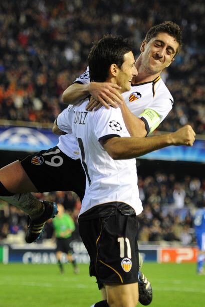 Pablo y Alberto Costa completaron la goleada, para el 7-0 definitivo. Co...