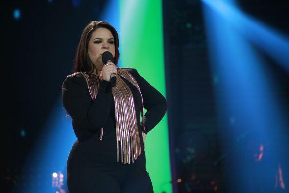 Yaza tuvo una tercera participación en la gala 11.