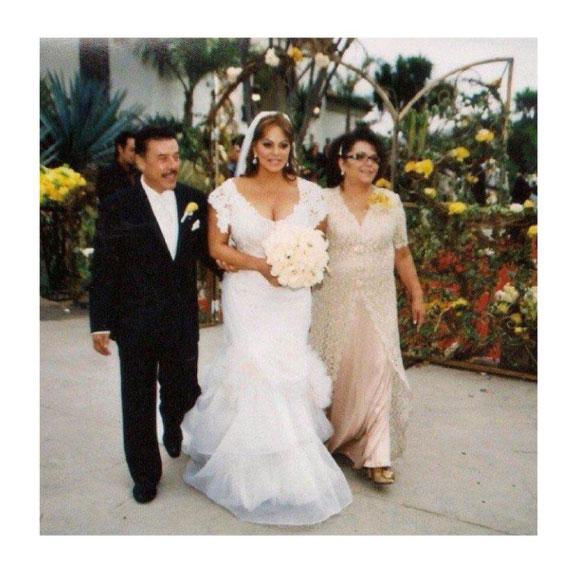 Vestido de boda de jenni rivera