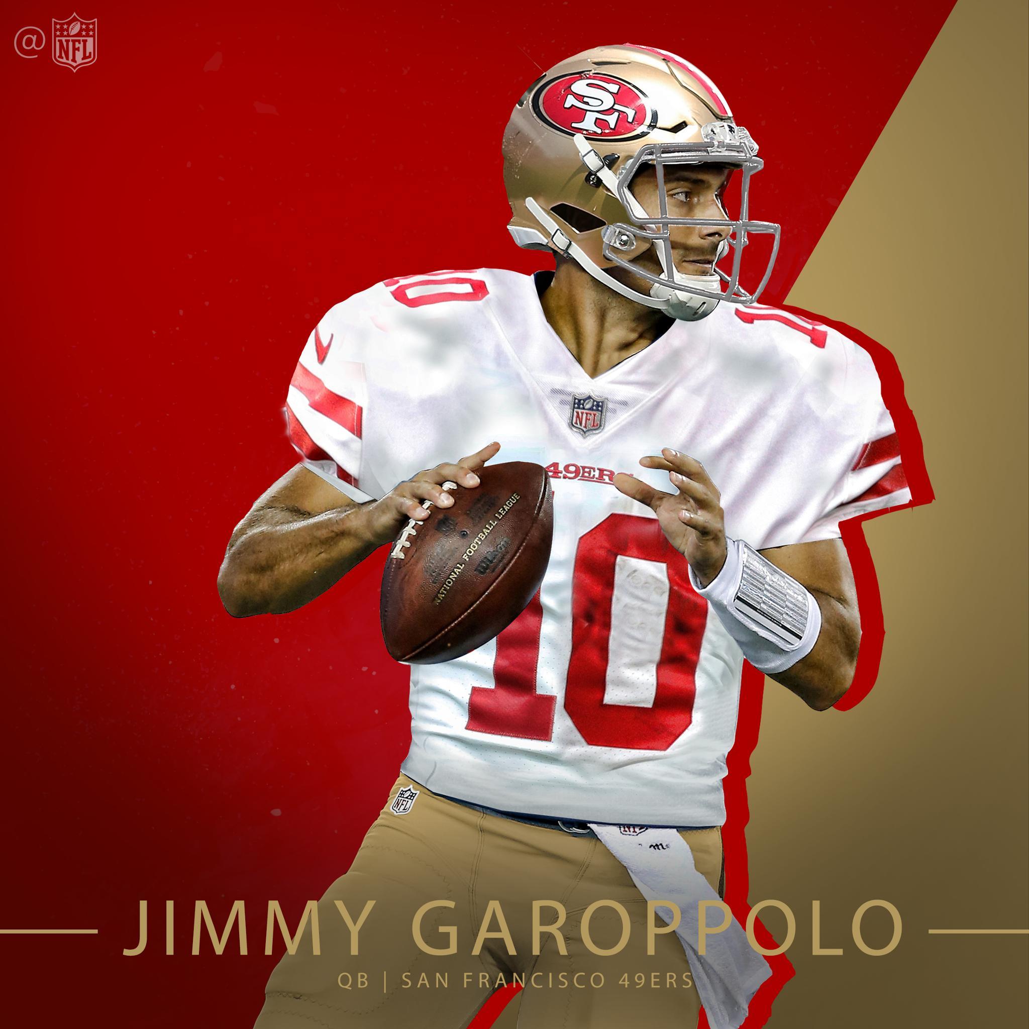 Jimmy Garoppolo, Nuevo Quarterback De Los San Francisco 49ers
